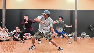 Middle Child - J Cole  / Lyle Beniga Choreography ft. Dylan & Kevin / URBAN DANCE CAMP