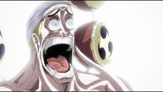 Luffy vs Enel First Encouunter - Episode of Skypeia English Sub