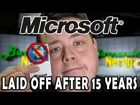 Microsoft laid me off after 15 years of service. Life after Microsoft? klip izle