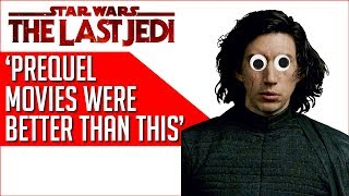 The Laymen Review (Roast) The Last Jedi