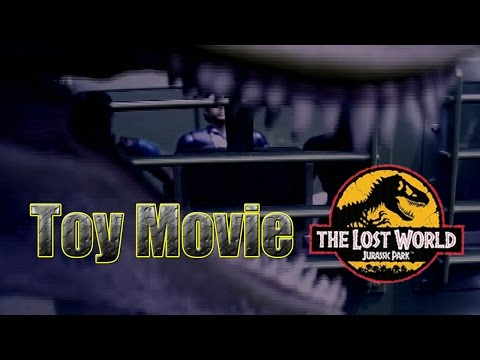 The Lost World Jurassic Park (Toy Movie) 2011 - Remastered JPToys97