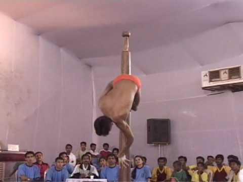 "The Topmost Mallakhamb Players vol.2 ~ Very Original ""Indian Pole Gymnastics"""