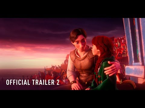 THE STOLEN PRINCESS | Official trailer #2