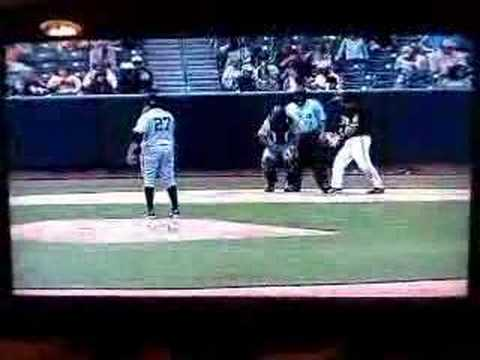 Us on TV At The Salt Lake Bees Game 2 Different Times! Video