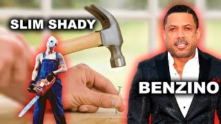 "Eminem ""Cemetery Archives""  - Nail in the Coffin (Benzino Diss) Breakdown – Eminem Disses Ep. 1"