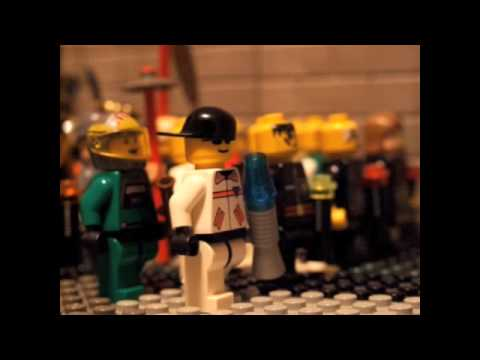The Fugitive's Empire LEGO Stop-Motion