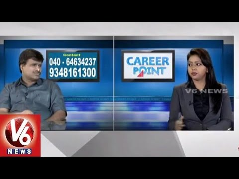 Courses in B-Tech l Malla Reddy Group of Engineering Colleges l Career point l V6 News