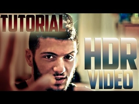 TUTORIAL - Video in HDR - After Effects & Premiere - di Dagan Mind