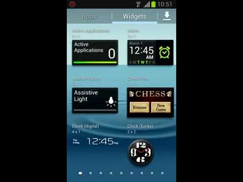 Samsung Galaxy S Advance GT-I9070 running Android 4.1.2(Jelly Bean) review(HD)
