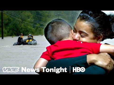 Child Separation in Guatemala & Hurricane Flooding: VICE News Tonight Full Episode (HBO)