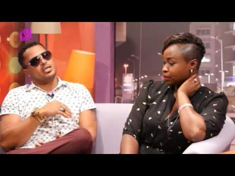 Van Vicker and his Wife Adjoa Interview on the KSM Show [Part 2]