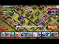 Clash Of Clans Pekka Raid 300 Level 5 M Gameplay