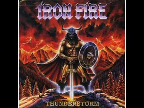 Iron Fire - Behind The Mirror