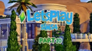 LetsPlay ► The Sims 4 — Новый дом / #10
