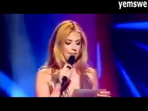 تخيل هذه المذيعه في الوطن العربي ههههههه
