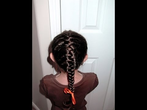 Check out more easy, fun, cute little girl's hairstyles at