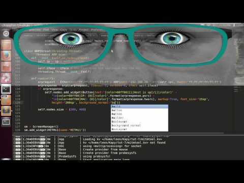 Scapy / Kivy-Tutorial-7 (Adding some style to our GUI)