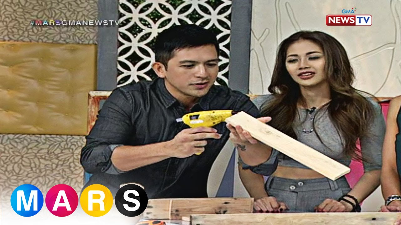 Mars: Dennis Trillo shows some Daddy skills