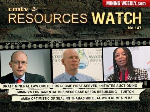 Resources Watch 147