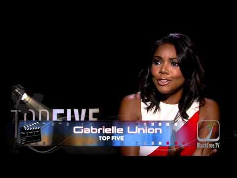 Gabrielle Union on her TOP FIVE Guilty Pleasures