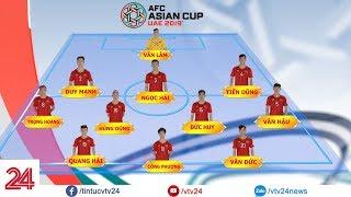 ĐT Việt Nam trước trận đấu gặp Jordan | VTV24