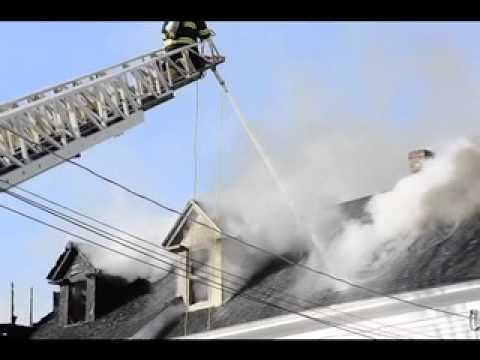 Fire at Cushing Academy Building - 07/27/2011