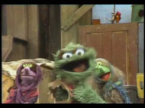Sesame Street - Swamp Mushy Muddy