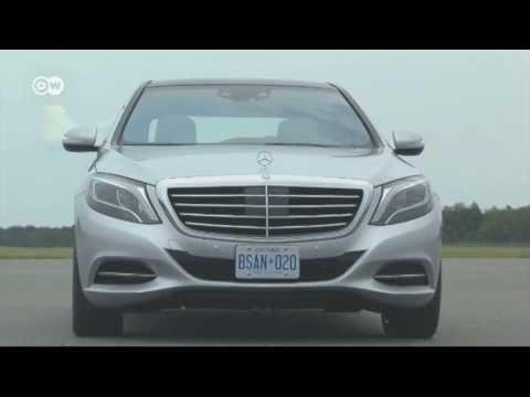 Тест-драйв: Новый S-класс - самый роскошный автомобиль Mercedes