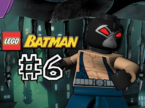 LEGO Batman - Villains - Episode 6 - Rocking the Docks (HD Gameplay Walkthrough)