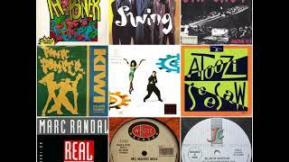 Hip-house/Euro-rap 1990/1991 part.2
