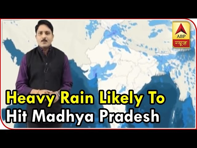 Skymet Weather Report Heavy Rain Likely To Hit Madhya Pradesh, Maharashtra,Gujarat For Next 48 hrs