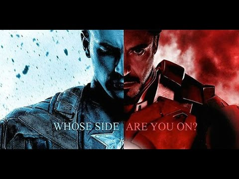 AMC Movie Talk - CAPTAIN AMERICA: CIVIL WAR How Close Should Marvel Stay To The Comics?
