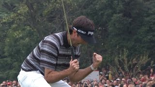 Top 10: Shots from the 2014 PGA TOUR season
