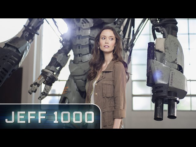 Summer Glau on Having a Robot Best Friend | Jeff 1000 Starring Summer Glau