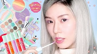 ETUDE HOUSE WONDER FUN PARK Collection // Review + Unboxing + Swatches