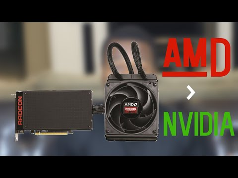 AMD vs nVidia - Why is AMD faster in DX12 games?