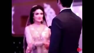 Ayeza khan and danish taimoor wedding video