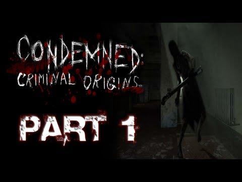 Condemned: Criminal Origins | Part 1 | WHY MANNEQUINS?