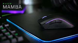 Razer 101 | Learn about the Razer Mamba