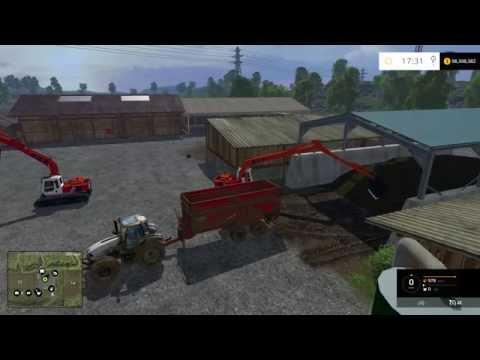 Farm Sim Saturday Playing with wacky mods
