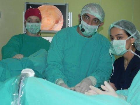 Art of hysteroscopy by Osama Shawki, vaginoscopy cx tears thumbnail