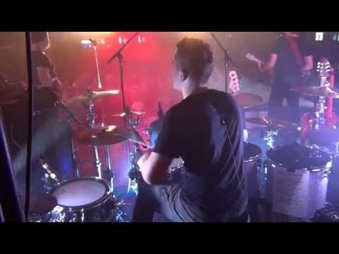 Locked Out of Heaven (LIVE VERSION - Inc DRUM SOLO) [Live Cover] ~Drum Cam~ thumbnail