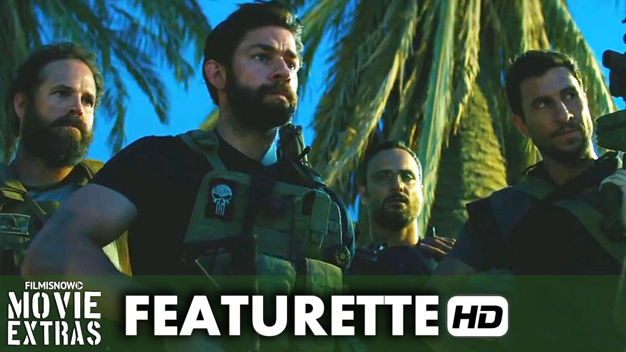 13 Hours: The Secret Soldiers of Benghazi (2016) Featurette - Real Guys