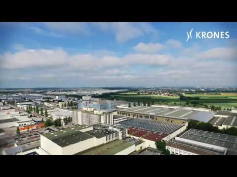 Krones AG Headquarter, Neutraubling in summer 2016