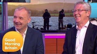 Bob Mortimer and the Surgeon Who Saved His Life | Good Morning Britain