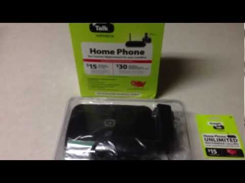 NEW Straight Talk Wireless Home Phone Service