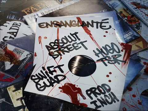 """Ensanglanté"" - Absolut Street x Swift Guad x Hugo TSR - I.N.C.H Beats"