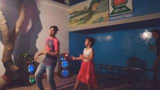 Dil Dil Dil dance by Eashin & Roja. (Boishakhi Dance on 13/04/2017)