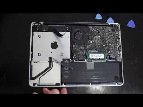 2011 Macbook Pro Upgrade (3TB, SSD + 16GB RAM)