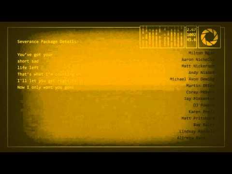Portal 2 Credits Song